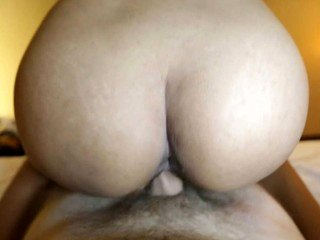 Round and Brown Cock-ride